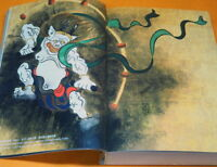 RIMPA SCHOOL Decorative Japanese Painting Book from Japan Rinpa Art #1078