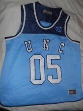 Nwot Unc Tarheels Tank Performance Blue Sewn on Basketball Jersey #5 Xl