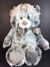 "Gray Silver Bear Newport H12806 86654 Plush Animal Toy 15"" Ganz Bros Heritage"