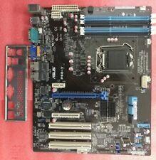 ASUS Server Board P9D-V LGA1150 C224 Dual Gbe LAN + IO-Shield, Tested/Working
