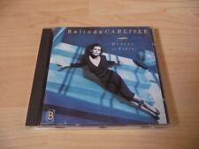 CD Belinda Carlisle - Heaven on earth - 1987 incl. Circle in the sand + I get we
