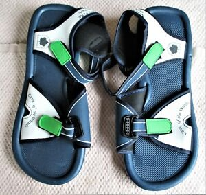 "NIAGARA FALLS ""CAVE OF THE WINDS"" FLIP-FLOP/SANDALS. SIZE 11. NEW (NEVER USED)."