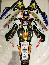 YAMAHA  YZ250F YZ450F 03-05  ROCKSTAR   GRAPHIC STICKER  KIT
