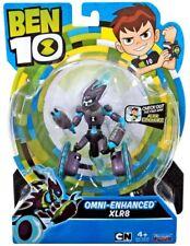 Ben 10 Basic Omni-Enhanced XLR8 Action Figure