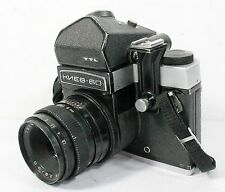 Kiev 60 TTL Medium Format SLR Film Camera -Vega 90mm f2.8 Lens (Pentacon SIX)