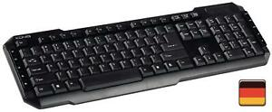 20 Stück USB PC Tastatur Multimedia / Gaming Sonderposten Restposten Posten B2B