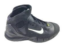 KOBE Nike Air Zoom Huarache 2K5 Black/White Shoes Men's (Size: 10) 310850-013
