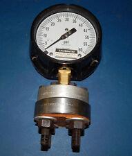 USG Solfrunt 33003 Pressure Gauge 0-60PSI  W/ Ametek Type SC½-300 Diaphragm Seal