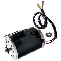 1000W 48V DC Electric Motor scooter mini bike TY1020 sprocket scooter Go Kart