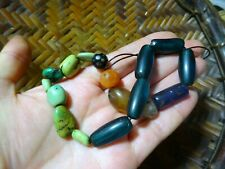 Exquisite Collection of Antique beads from a Private Collection Turquoise other