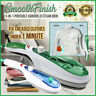 Handy Portable Steamer- Clothes Portable Home Handheld Fabric Steam Iron Laundry