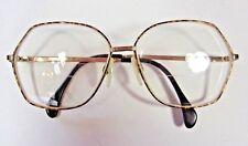 1980's Silhouette M 6107 30 V6050 130 Womens Eye Glasses Trifocal Tortoise Shell