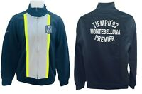 New NIKE TIEMPO MONTEBELLUNA PREMIER FOOTBALL Line Up Jacket Black M