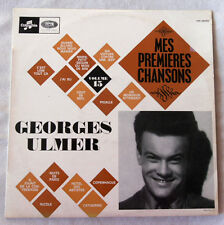 33 TOURS GEORGES ULMER MES PREMIERES CHANSONS COLUMBIA CTX 40204 BIEM