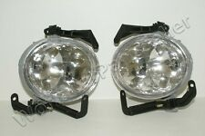 Fog Lamps Driving Lights Left + Right Pair fits Hyundai i10 2008-2010 2009