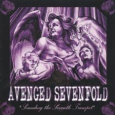 Sounding the Seventh Trumpet by Avenged Sevenfold (CD, Mar-2002, Hopeless Recor…