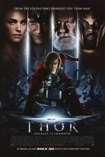 Thor Intl B Double Sided Movie Poster 27 x40 Original