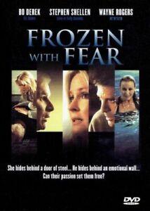 Frozen With Fear DVD - 2001 Bo Derek, Stephen Shellen Thriller TV Movie