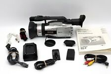 Canon Gl2 Camcorder - Black/Silver With Accessories