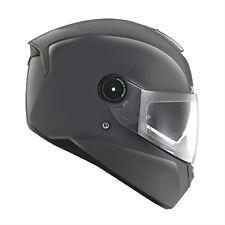 SHARK SKWAL led casco de motocicleta Gris Pequeño