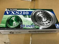Aoshima 52471 1/24 Tuned Parts 08 Vip Modular Vsx210 19inch Tire & Wheel Set