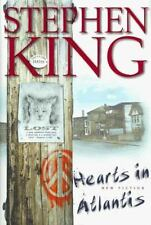 """Hearts in Atlantis"" by Stephen King - Hardcover"