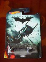 Hot Wheels Batman The Dark Knight Bat-Pod Bike 4/6