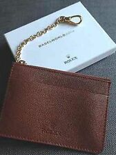 Rolex Ladies Purse, Handbag Wallet with Box  BaselWorld    2014      * New *