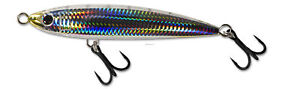 Shimano Orca Topwater Lure, 160mm, 160g, Clear Silver, Floating