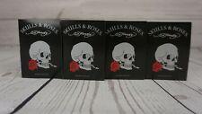 Ed Hardy Skulls & Roses Eau De Toilette .05oz Sample Spray Bottles 4-.05oz ST233