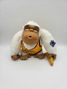 Vintage 1979 Applause Rodney Needs Love Plush Gorilla Ape with Tag & Banana