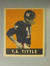*1066/1948* 1997 Leaf Reproductions #22 Y.A. Tittle *Hard to Find*