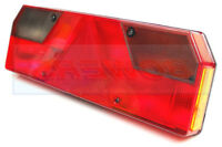 ASPOCK EUROPOINT 1 REAR RIGHT HAND COMBINATION TAIL LIGHT LAMP LORRY TRAILER