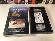 River Of The Grand Canyon Documentary VHS 1987 River Running Rafting History