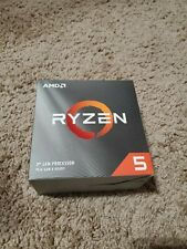 AMD Ryzen 5 2600 processor with Wraith Stealth Cooler (3.9 GHz)