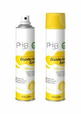 4  PACK Disinfectant Cleaning Spray 16.9 oz 75% Alcohol Kills 99.9% Germs Lemon