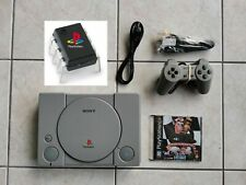 Console Sony PlayStation 1 Complete Avec Puce