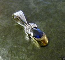 Halsketten und Anhänger mit echten Diamanten Edelsteinen für Damen