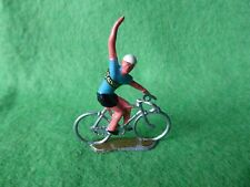 COUREUR CYCLISTE  DU TOUR DE FRANCE  -  SALZA 1970 :  N° 9 - TBE