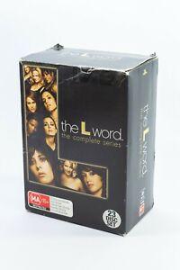 The L Word DVD Complete Box Set Season 1 to 6 Region 4 PAL