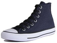 CONVERSE mens womens high trainers shoes sneakers chuck taylor all stars  navy 7