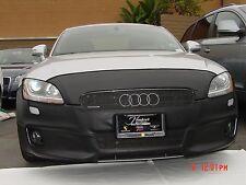 Colgan Front End Mask Bra 2pc. Fits Audi TT 2008-2012 W/Lic.Plate,HL Washer