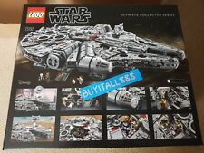 Brand New Factory Sealed Lego Star Wars Millenium Falcon UCS 75192 RARE SOLD OUT