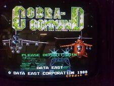 Cobra command JAMMA CPU    working