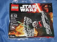 STAR WARS Awakens Promo Set LEGO #30276~FIRST ORDER SPECIAL FORCES TIE FIGHTER