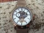 Minoir Germany automatic watch open heart day and night  - new and unworn