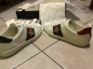 Sneakers Gucci Ace Size 41-43 Retail 530€ With Receipt