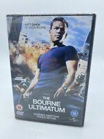 The Bourne Ultimatum (DVD, 2007) Matt Damon. Brand New Factory Sealed