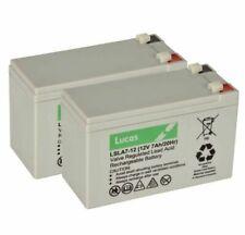 Lucas 12V 7AH Lead Acid Rechargeable Battery