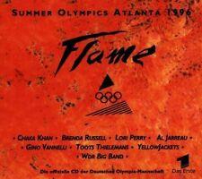 Flame-summer Olympics Atlanta 1996 Chaka Khan, Brenda russell, Lori pe [CD album]